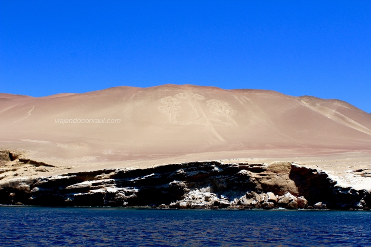 Paracas - El Candelabro - viajandoconraul.com